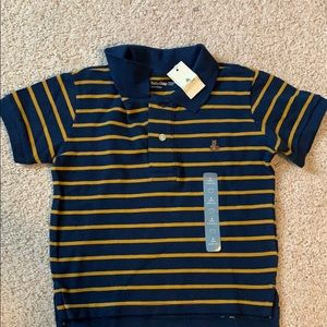 Boys baby gap 2t pique polo short sleeve shirt